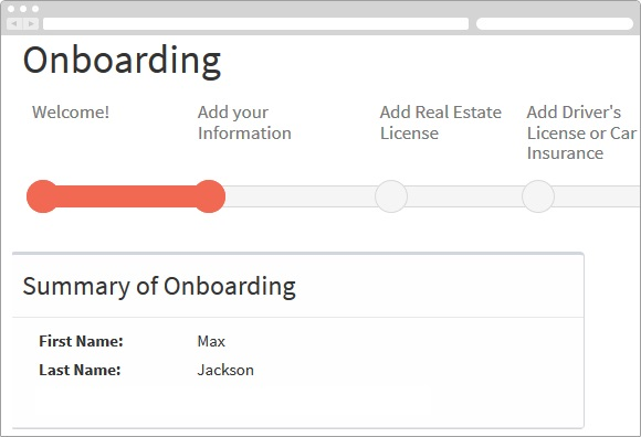 real estate onboarding software