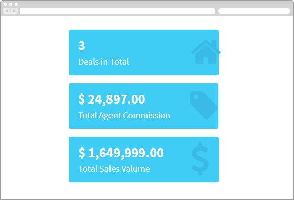 Manage you real estate agent info